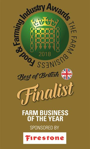 RG Abrey Farms Finalists at the Food & Farming Industry Awards