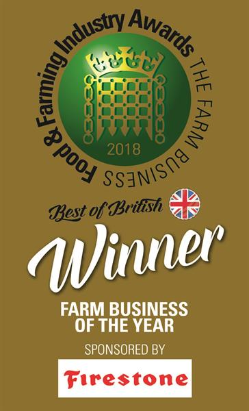 Farms announced as Farm Business of the Year